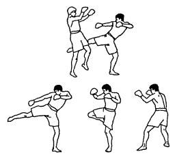 11. Круговой удар правой голенью по бедру.jpg