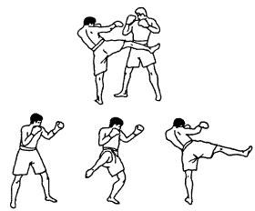 13. Круговой удар правой голенью в корпус.jpg