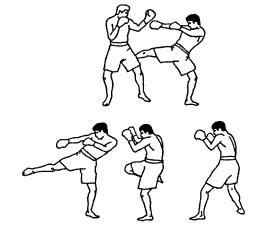 9. Круговой удар правой голенью в бедро.jpg